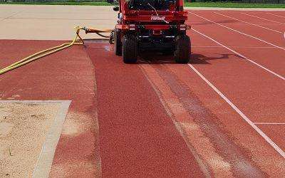 Dubbo Athletics Track Wash